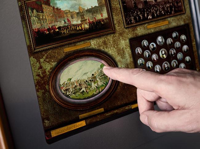 Martello Media 1798 interactive
