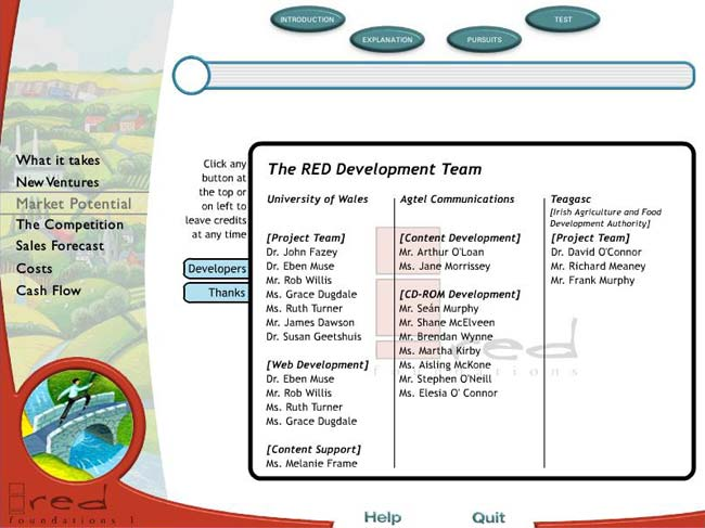 agtel - Rural Enterprise Development (RED)